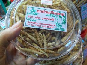 Tax-Free Bamboo Worms