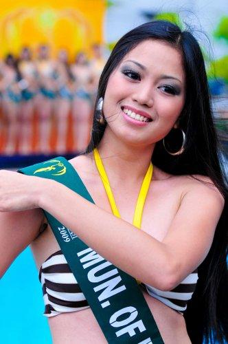 Miss Pagsanjan Alexandra Santos