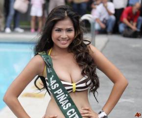 Miss Las Pinas Elizabeth Naluz
