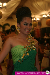 Green goddess?