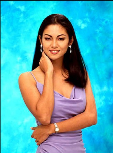 MIRIAM QUIAMBAO, 1st Runner-up Ms. Universe 1999