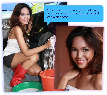 Miss Quezon City Patricia Mae Tumulak