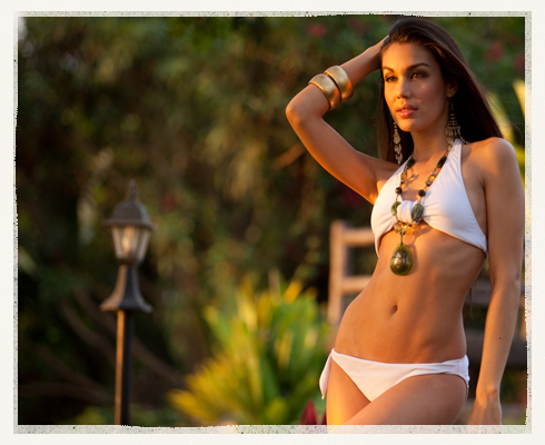 Miss Negros Occidental Sandra Seifert