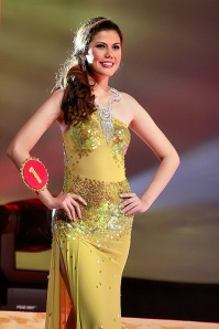 Miss Philippines, Kimberly Ann Brandon