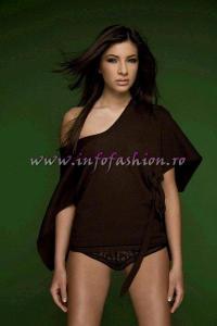 Miss Romania, Oana Burlacu