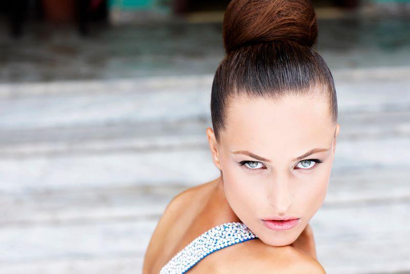 miss universe 2011 albania. Miss U Albania 2009 Hasna