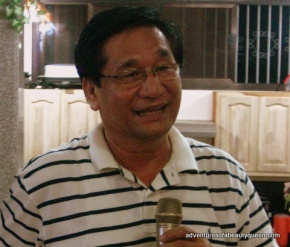 Mayor Joseph de Lara shares his heart