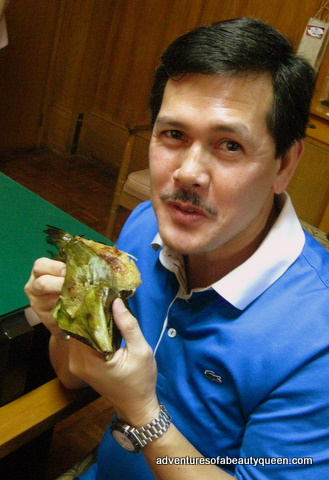 GMA7's Alex Tinsay caught with TUPIG!