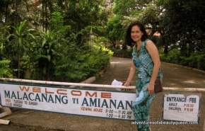 Welcome to Malacanang of the North...
