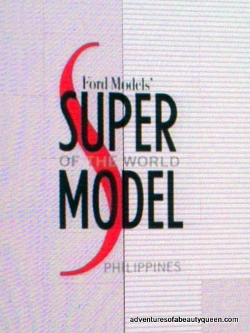 Super Model of the World Philippines 2009