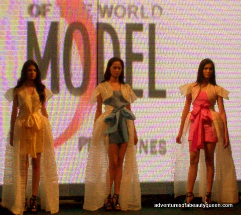 Top 3 Finalists, Super Model of the Philippines 2009