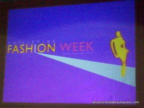 Philippine Fashion Week 2009