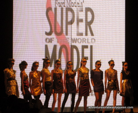 The 10 Finalists - Super Model of the Philippines 2009