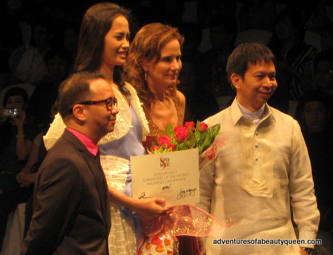 L-R: Joey Espina, Chat, Katie Ford and Audie Espina