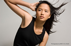 Chat Almarvez, 2009 Ford Models' Supermodel of the World Philippines Winner ~ Hair & Makeup: Archie Valencia ~ Styling:  Joel Escober