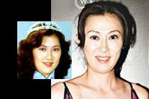 Winnie Chin, 1st Runner-up Miss Hong Kong 1981