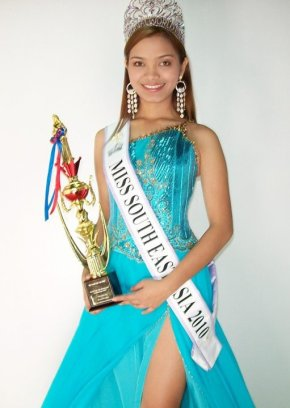 Carl Crystle delos Reyes, Miss South East Asia 2010