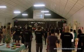 Worshiping God at River of Life Orphanage, Chiang Rai, Thailand