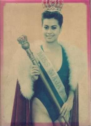Bb. Pilipinas Maja 1988, Maria Muriel Moral