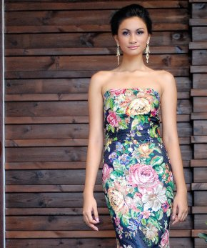 Yvette Marie Santiago, World Miss University Philippines 2010
