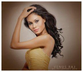 Bb. Pilipinas Universe 2010, Miss Philippines - Maria Venus Raj