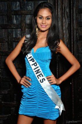 Miss Philippines Universe 2010 Venus Raj!