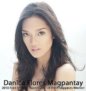 Danica Flores Magpantay wins Ford Supermodel of the World Philippines 2010!