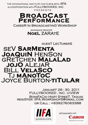Noel Zarate's Workshop