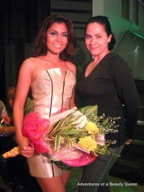 Barbie Salvador with Joyce Burton Titular