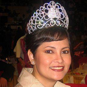 Gloria Bong Dimayacyac, Miss Asia Pacific 1983