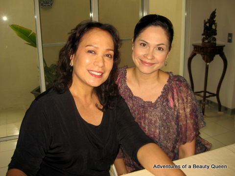 B-Day Lunch with Gloria Diaz and other Beauty Queens