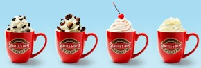 The Four Holiday Coffes of Seattle's Best - available from Oct. 22, 2011 to Jan. 22, 2012!