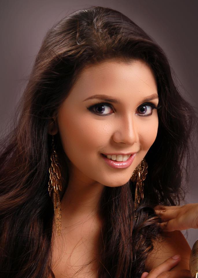 Vickie Rushton Mutya Ng Pilipinas