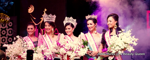 Mutya ng Pilipinas 1st Runner-Up Diana Rademann Replaces Winner Vickie