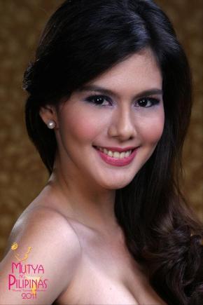 Vickie Marie Rushton - Mutya ng Pilipinas International 2011