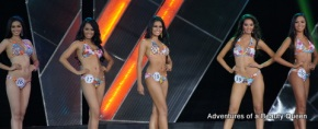 Janine Tugonon in the middle