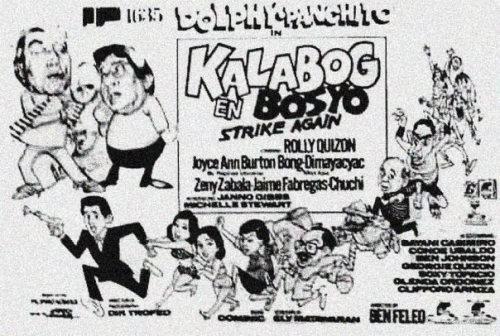 Kalabog en Bosyo Strike Again (1986)