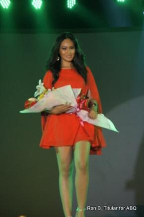 Dianne Necio, Bb. Pilipinas International 2011
