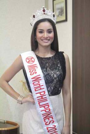 Queenierich Rehman, Miss World Philippines 2012