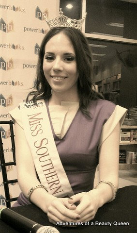 Sherrie Gearheart, Miss Southern Illinois 2013
