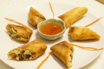 Fried Spring Rolls by Diandra!