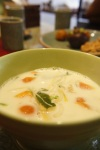 Chicken in Coconut Milk Soup cooked by Ron!