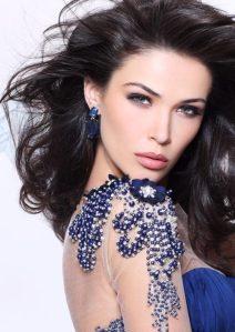 Diana Avdiu of Kosovo... so beautiful, so feminine, so powerful!