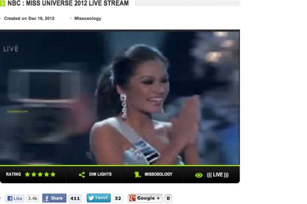 Janine Tugonon's reaction when she was called into the top 5!