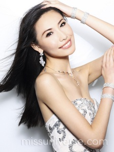 My favorite photo of Diana Xu. Something about her just grabs me...