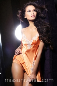 Beautiful Janine Tugonon, untamed and totally Pinay!