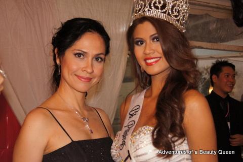 ABQ (left) with the lovely Katrina Jayne Dimaranan