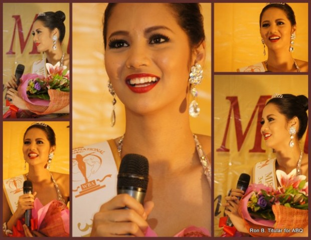 Elaine Kay Moll, 3rd Runner-up, Miss Supranational 2012