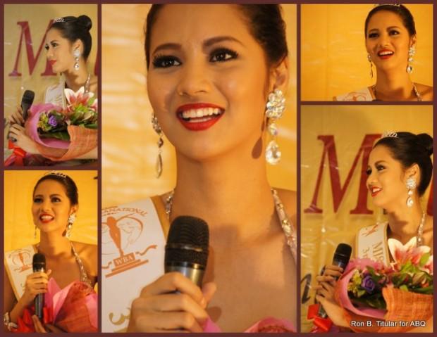 Elaine Kay Moll, 3rd Runner-up, Miss Supranational 2012