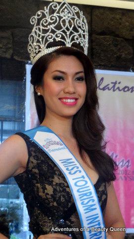 Rizzini Alexis Gomez Miss Tourism International 2012/2013